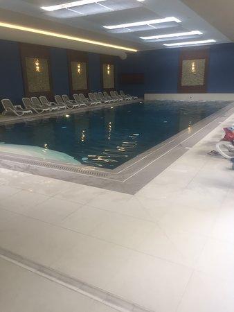 Dolmen Hotel Malta: Indoor Pool