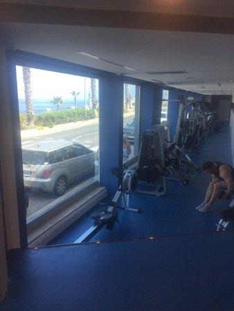 Dolmen Hotel Malta: Gym