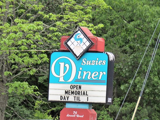 Hudson, Nueva Hampshire: Sign