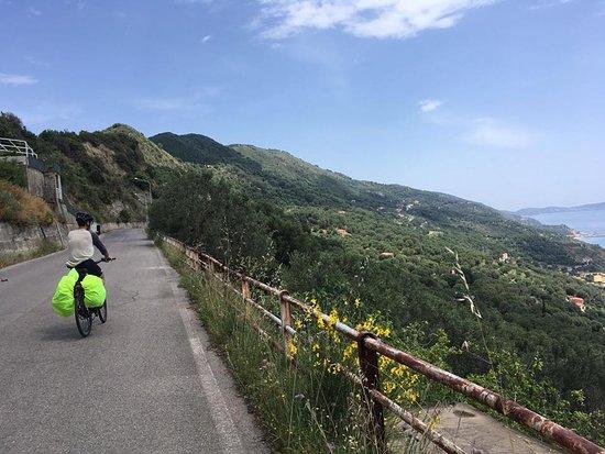 Cycling Amalfi Coast: Day 2