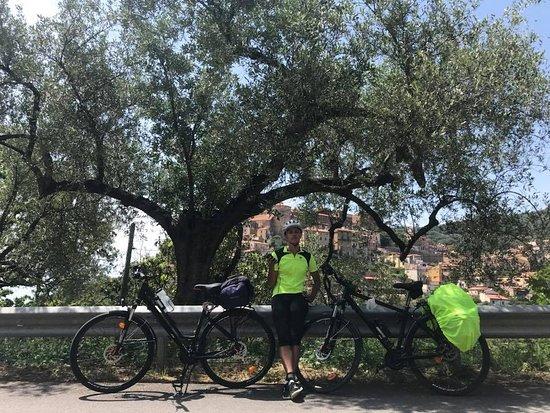 Cycling Amalfi Coast: Day 3