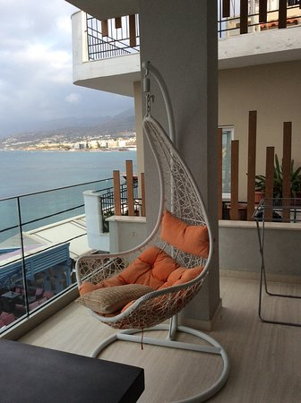 Cosmopolis Crete Suites: Taken in the view