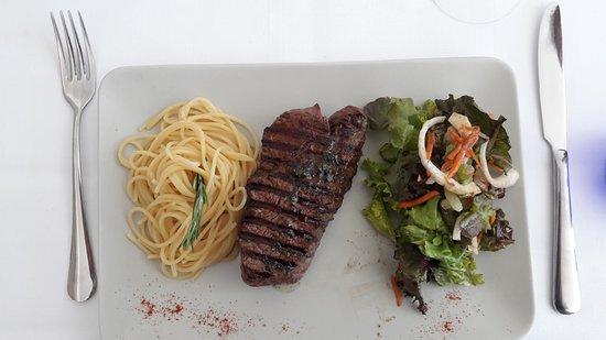 Ristorante Torrese: 270 Gramm Steak