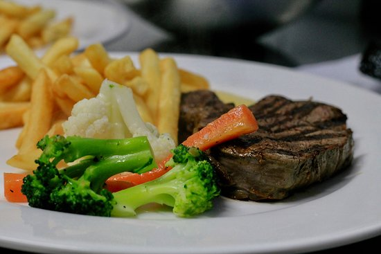 Eighty Six Restaurant & Bar: SIRLOIN STEAK