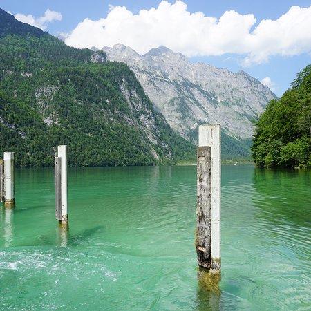 国王湖照片
