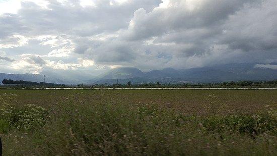 Conca del Fucino ภาพถ่าย