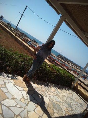 Filiatra, Hellas: Υπέροχο φαγητό ...σταματάω πολύ συχνά να απολαύσω το μεσημεριανό μου γεύμα ....άψογο σέρβις και