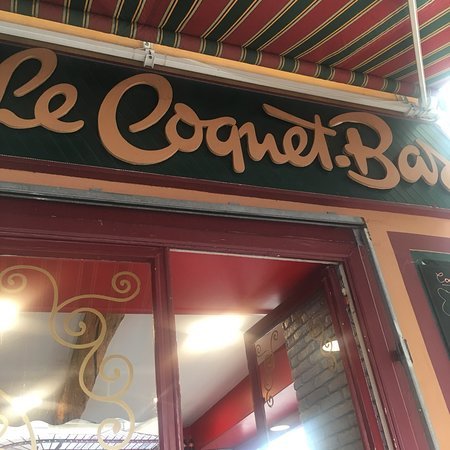 Le Coquet Bar in Cavaillon