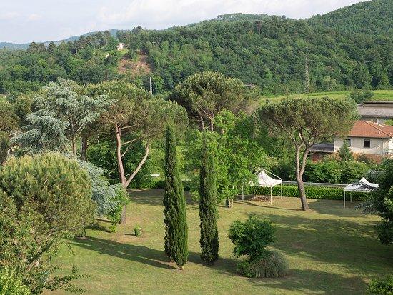 Hotel Barberino: Park