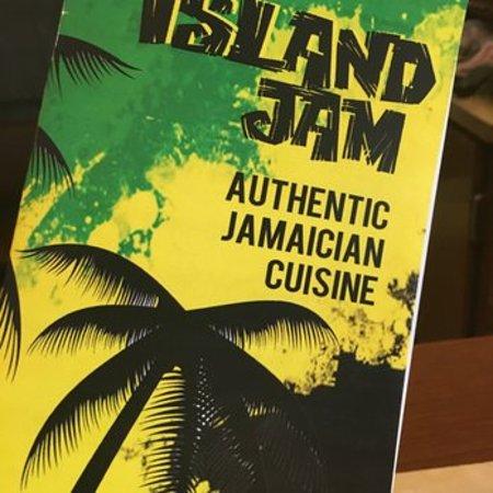 Island Jam: Flier advertisement