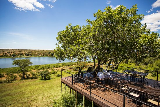 Buhala Lodge: The viewing deck