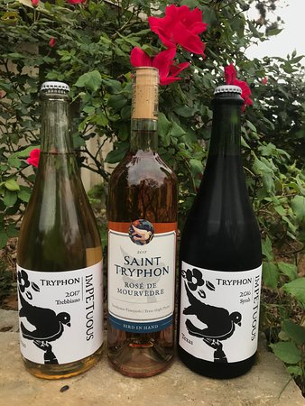 ‪Saint Tryphon Farm and Vineyard‬