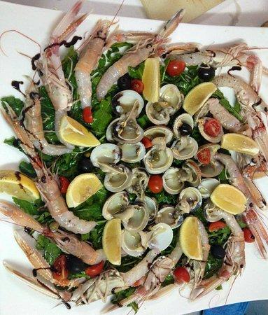 Restaurant Palace Paladini: Food