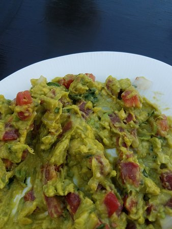 Oscar's Grill: This Guacamole was to die for!