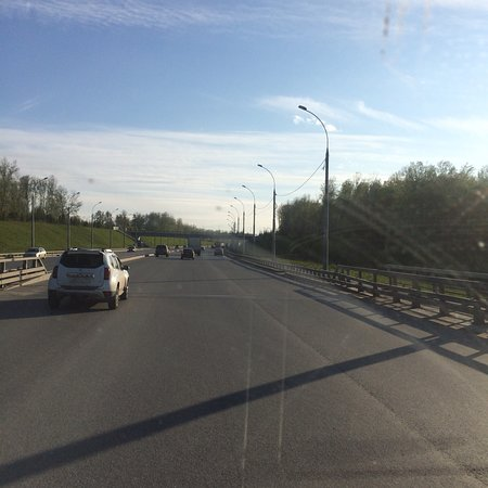 Bugrinsky Bridge: Бугринский мост