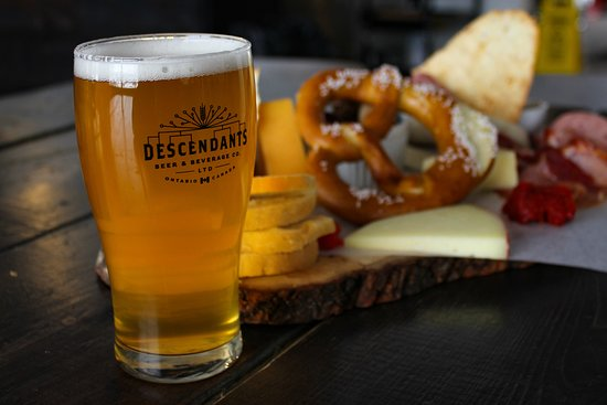 Kitchener, Canada: Charcuterie, Pretzel and Beer 2