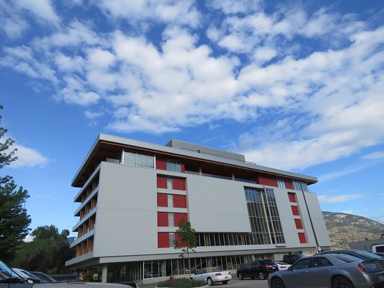 """Penticton Lakeside Resort & Conference Centre: 6th floor """"lakeview"""" king suite"""