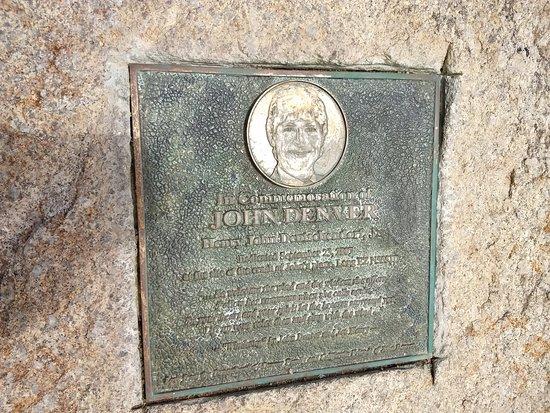 John Denver Memorial: Uma singela homenagem ao cantor