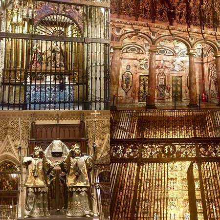 塞维利亚大教堂(塞维尔大教堂)照片