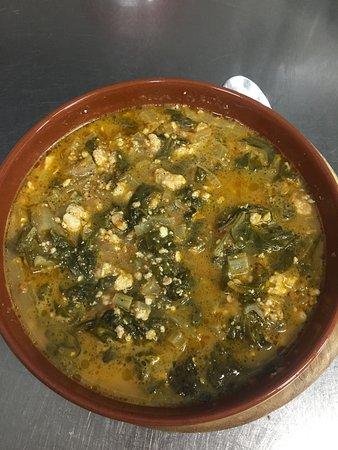 Il Ristoro Da Lisa : buonissima e semplicissima Zuppa Marcella