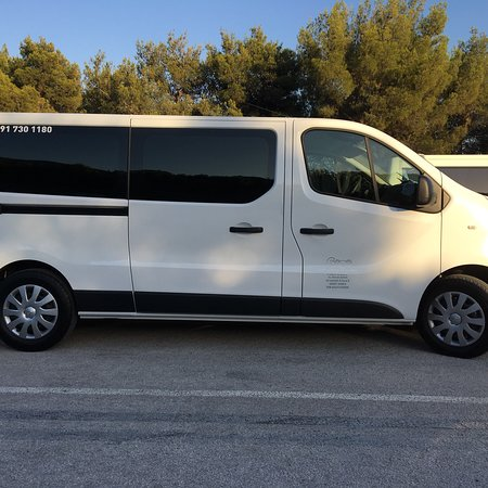 Taxi Gogo : Brand new Van in our offer :)