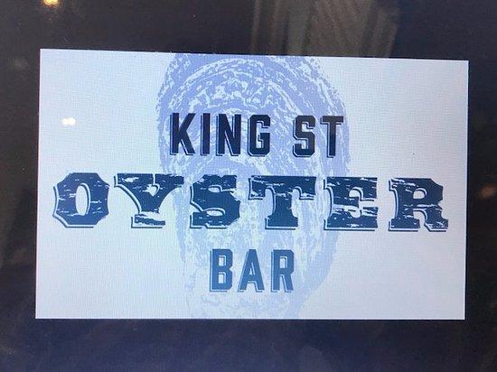 King Street Oyster Bar Middleburg : King Street Oyster Bar