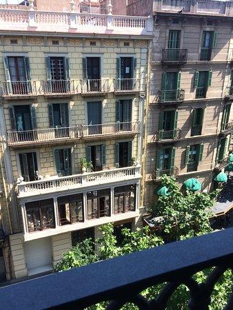 Hotel Praktik Bakery: view from 5th floor Juliet balcony