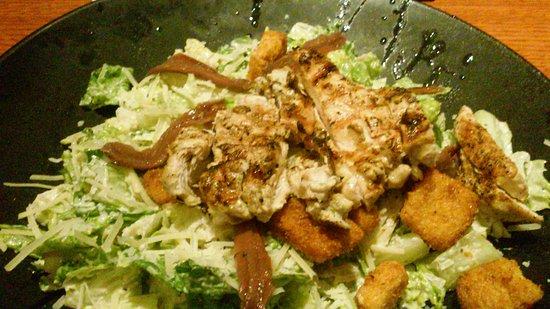 West Lawn, PA: chicken Caesar salad