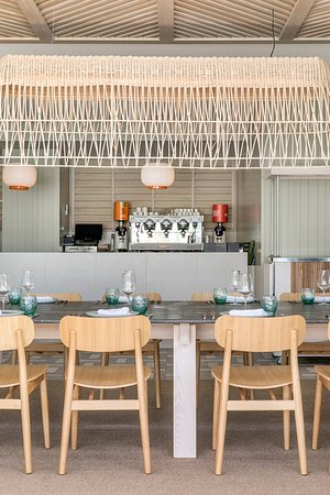 ME Sitges Terramar : Beso Sitges Restaurant