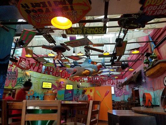 Senor Frog's San Juan: Inside