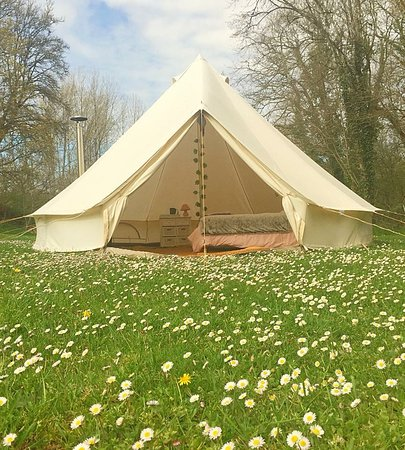 Belair le Camping : 5m LUXE Belle Tent
