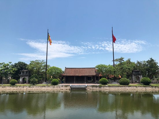 Typic Travel: La pagode ancienne de Chua Keo