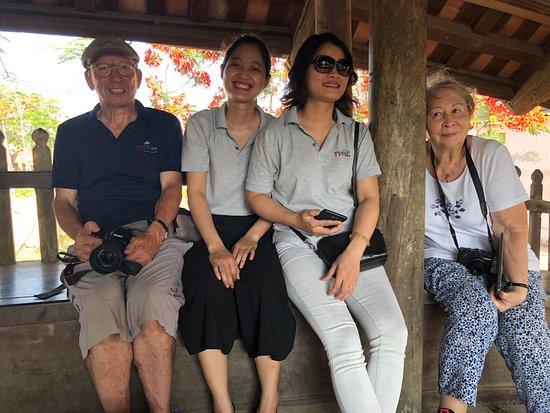 Typic Travel: Une bonne équipe