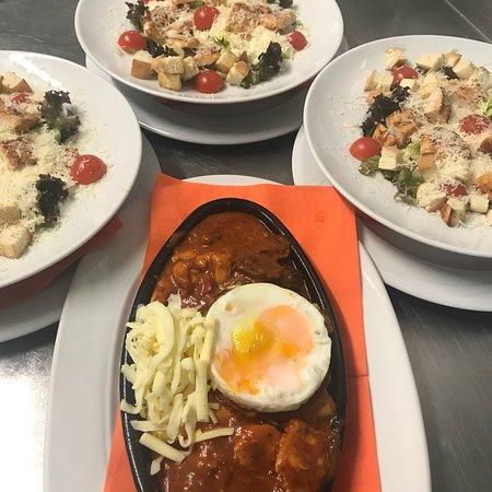 Mado Cafe Restaurant: Beautiful day beautiful foods!😊🌺