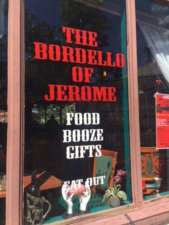 The Bordello of Jerome : Bordello
