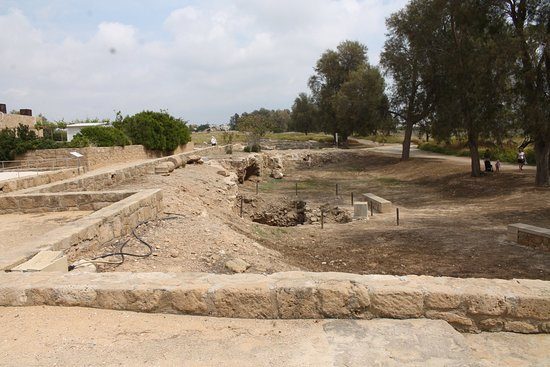 The alley to the House of Dionysus