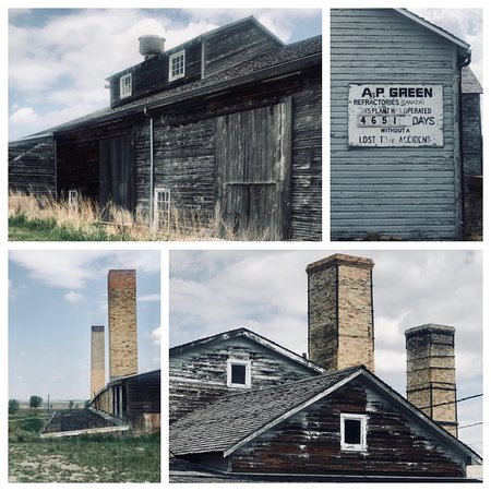 Claybank Brick Plant National Historic Site foto