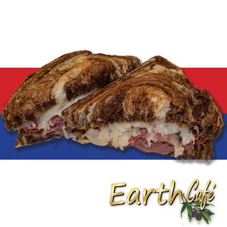 Earth Cafe: Breakfast, lunch, and dinner served Mon - Sat