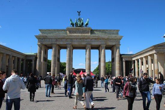勃兰登堡门(Brandenburger Tor)照片