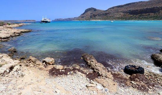 Balos Lagoon: Balos Bay