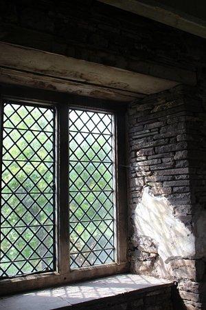 Tretower Castle & Court: window