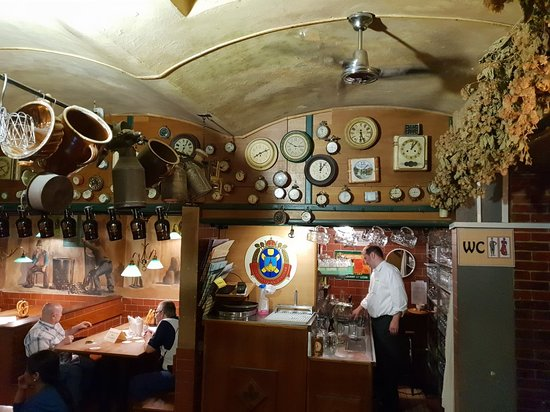 Restaurace Novomestsky Pivovar Foto