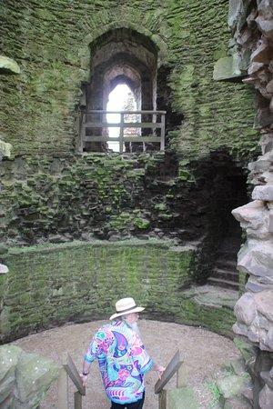 Tretower Castle & Court照片