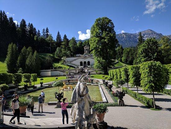 Schloss Linderhof: Linderhof