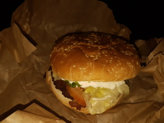 Pizzería burger Rio de la Plata