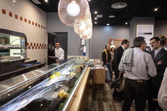 Restaurante Bolanos: Inauguración