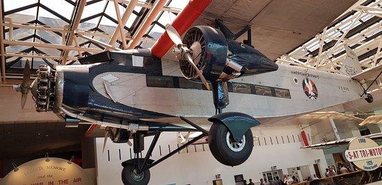 Steven F Udvar-Hazy Center: Aircraft