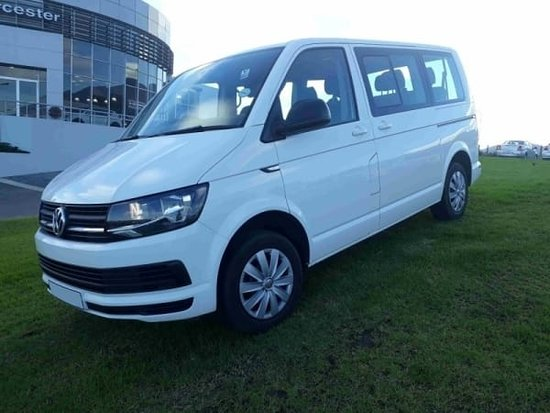 Sedgefield, South Africa: our VW T6 kOMBI for your comfort