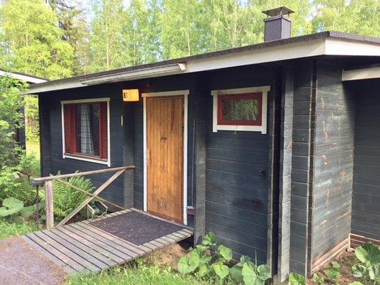 Kyyronkaita: Cottage front