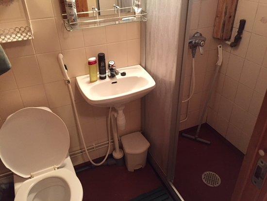 Kyyronkaita: Bath room